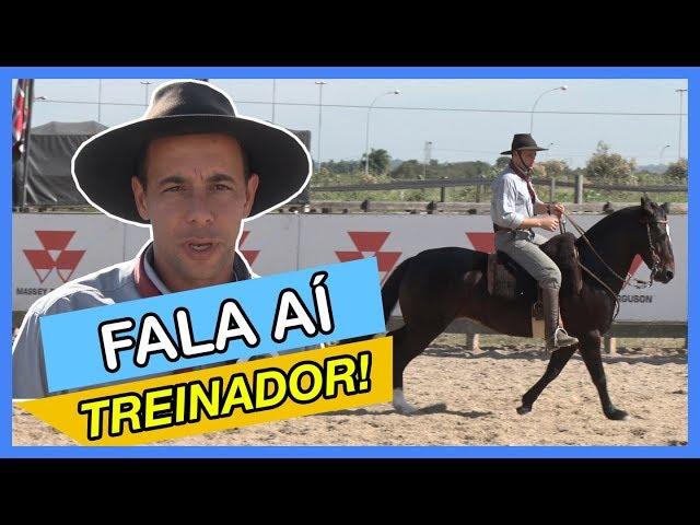Saiba como TRANQUILIZAR o cavalo no GALOPE