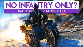 NO Infantry Only Maps in Battlefield 5?
