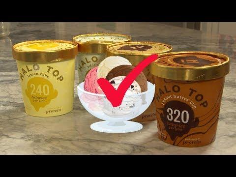 Are 'healthy' ice creams actually healthy?