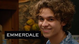 Emmerdale - Jacob Sabotages David's Night with Maya