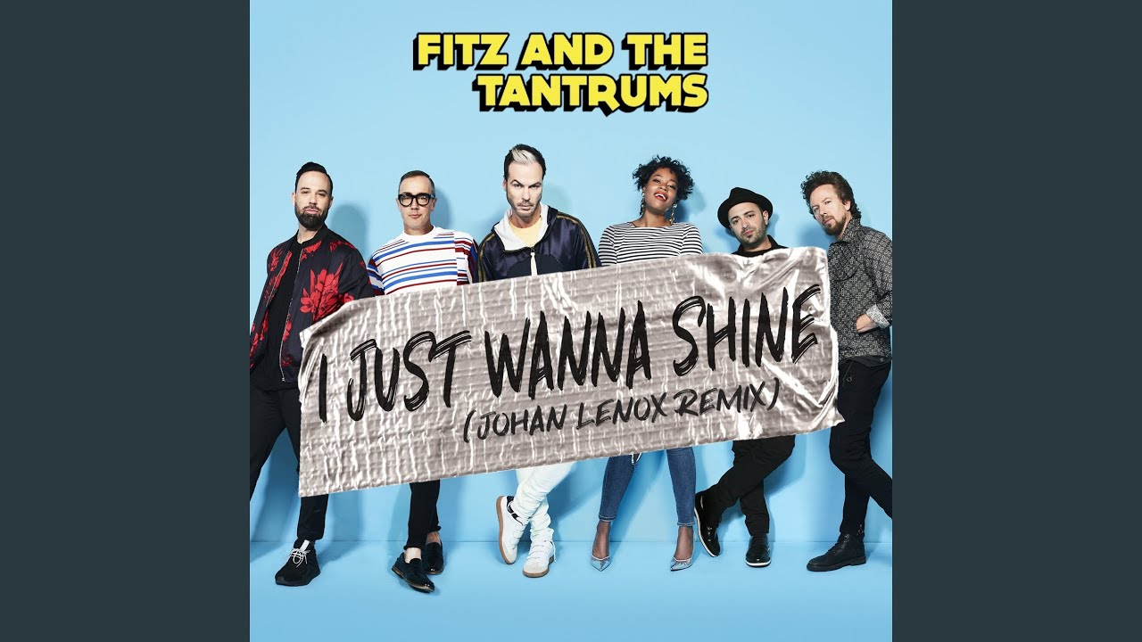 I Just Wanna Shine (Johan Lenox Remix)