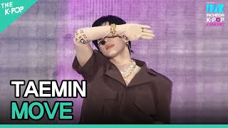 TAEMIN, MOVE (태민, 무브)  [INK Incheon K-POP Concert]
