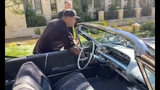 Xzibit Shows Dr. Dre And Snoop His Old School Car Collection 🚙 Dre Wants One So Bad