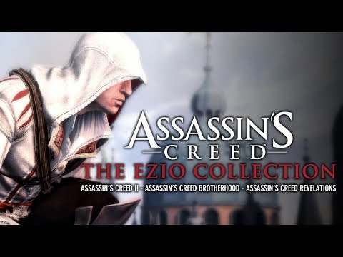 Assassin's Creed: The Ezio Collection (LIVE/PS4) - Test/Chilled Stream