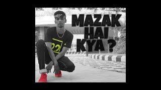 EMIWAY-MAZAK HAI KYA ?_Sid pawar Dance choreography