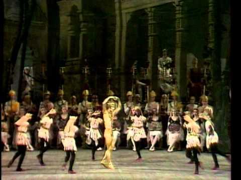 Complete - La Bayadere - Kirov (Mariinsky) Ballet - Gabriela Komleva