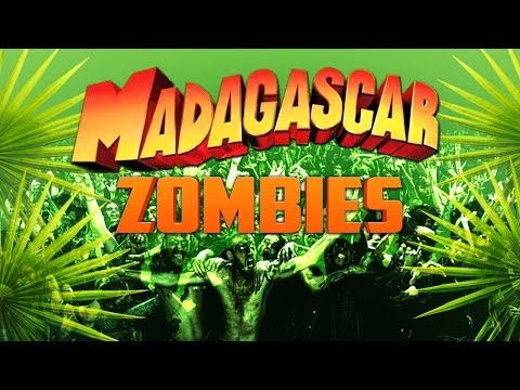 MADAGASCAR ZOMBIES ★ Call of Duty Zombies (Zombie Games)