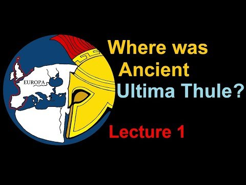 Ancient Ultima Thule