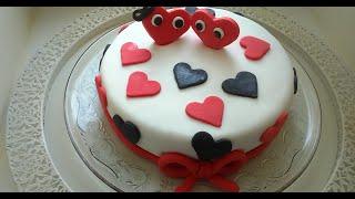 best valentine cake recipe ** tarte