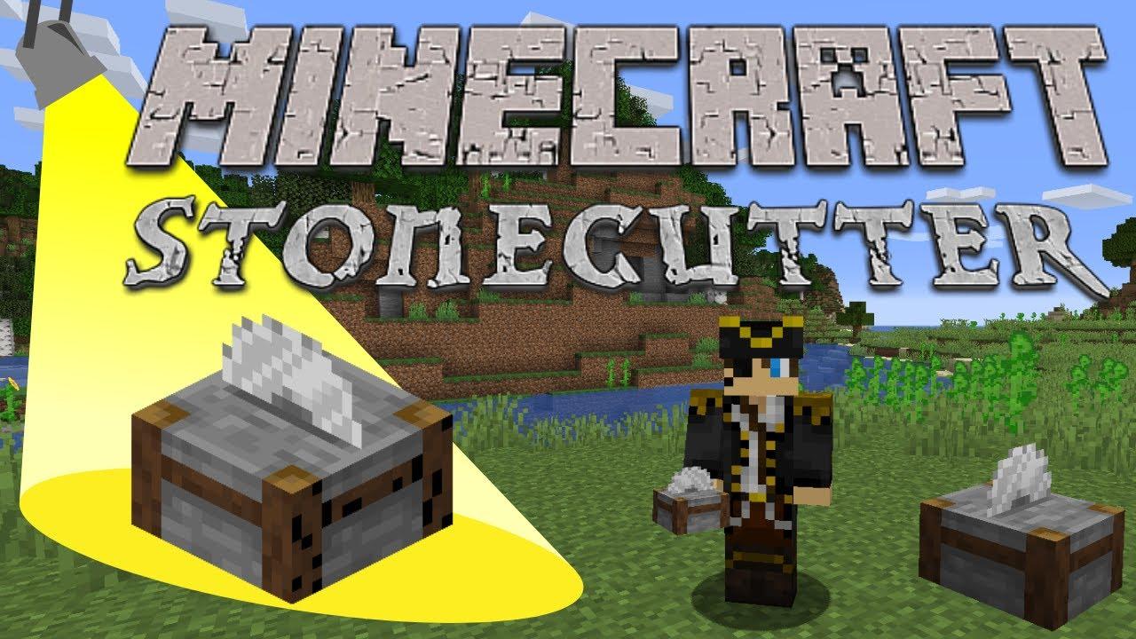 Stone Cutter Recipe Java - Minecraft Stonecutter Minecraft ...