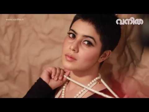 Shamna Kasim (poorna) in New Look for Vanitha Magazine