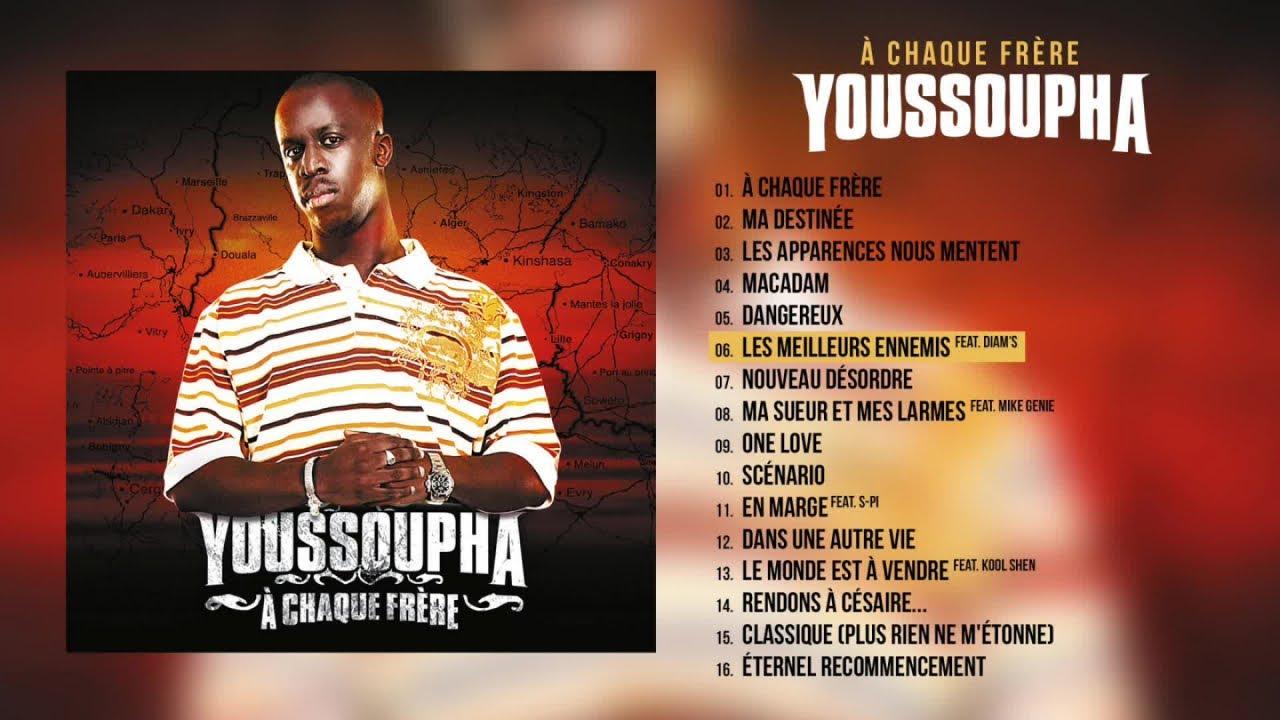COMPLET TÉLÉCHARGER DESIR ALBUM YOUSSOUPHA NOIR
