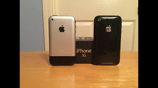 iPhone 2G VS  iPhone 3G.  Whats The Difference?