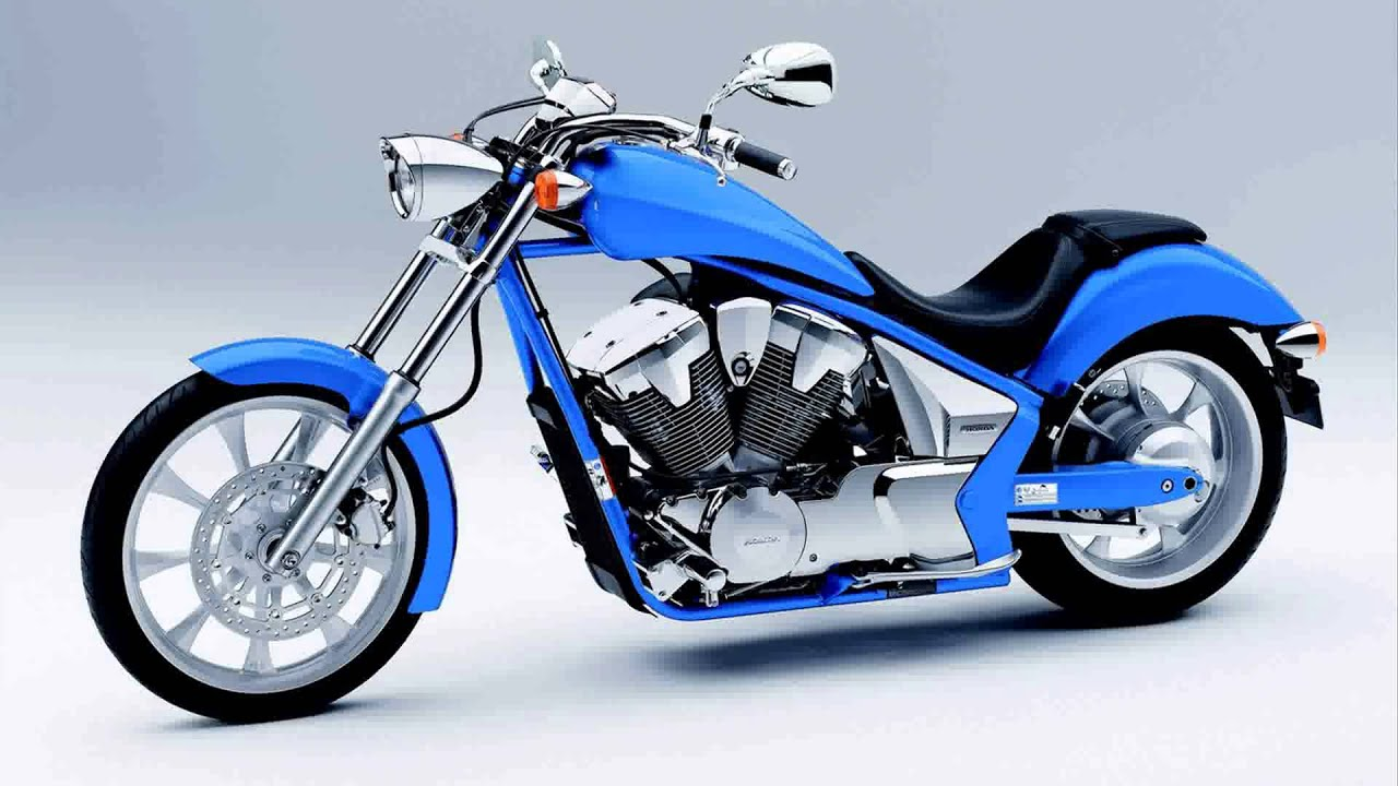Honda Fury Review >> honda vt1300cx fury - YouTube