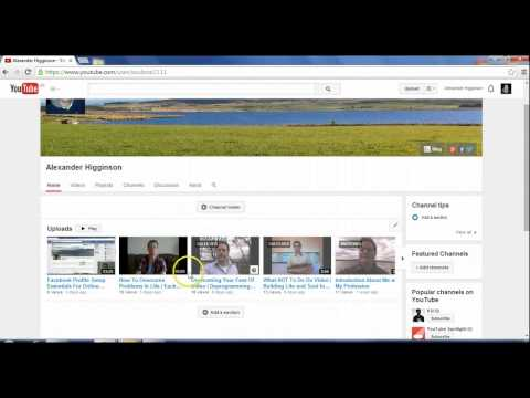 How To Setup YouTube AutoPlay Video Feature
