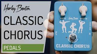 Harley Benton - Classic Chorus - Presentation -