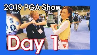 PGA Show with Aimee - Day 1 [2019]