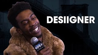 Desiigner Talks Backstage With Angie Martinez About His Powerhouse 2016 Performance!