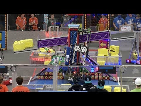 RIT Hosts FIRST Robotics Finger Lakes Regional