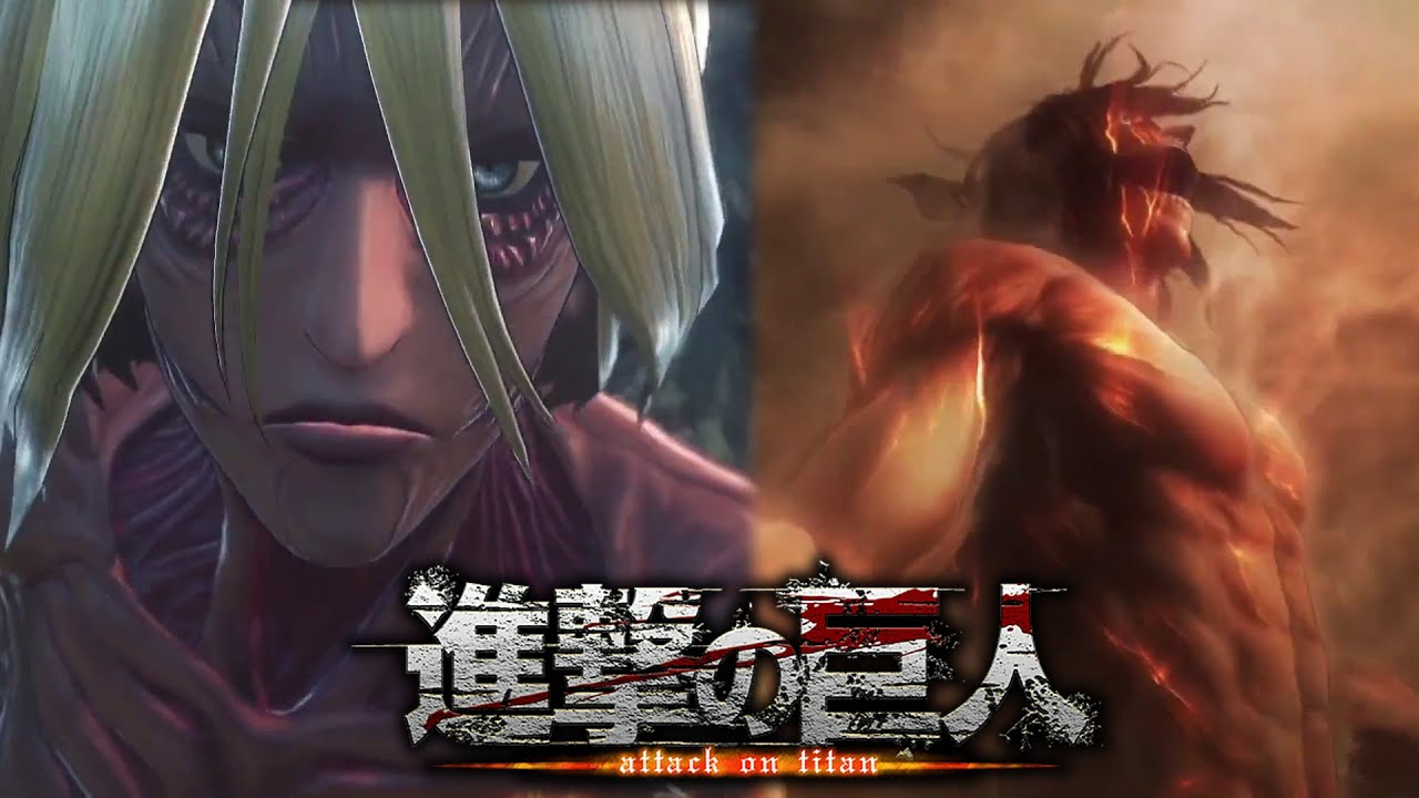 VR ATTACK ON TITAN Is Here! - YouTube