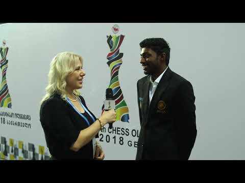 Baskaran Adhiban interview