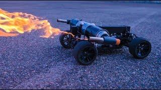 RC CAR + Баллоны с Газом