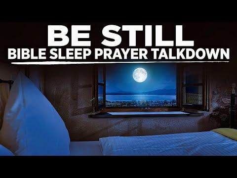 Bedtime Sleep Prayer | This Will Bless Your Spirit