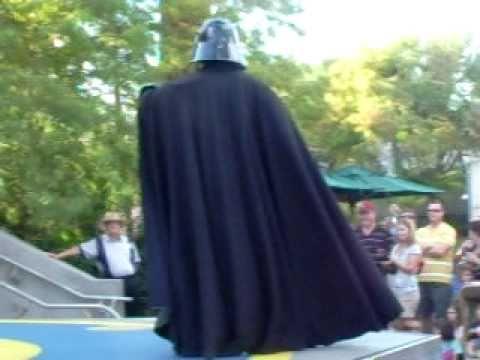 Youtube Kids Fighting Darth Vader