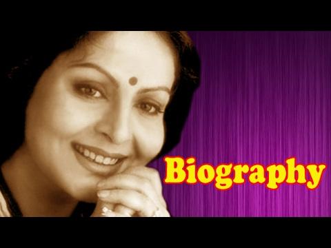 Rakhee Gulzar - Biography
