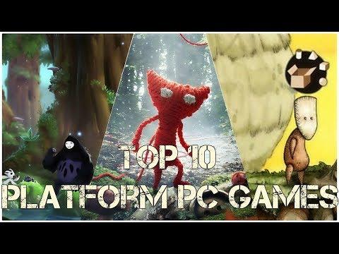 Top 10 Side-Scrolling Platform Games for PC