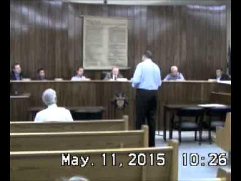 May 11 2015 SLH Borough Council Meeting Part 2