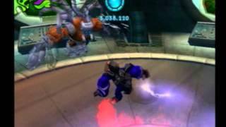 Crash of the Titans 100% Walkthrough Episodio Final 20 Rango Oro (ESPAÑOL)