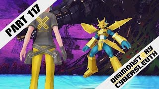 Digimon Story: Cyber Sleuth PS4 Playthrough with Chaos part 117: Magnamon