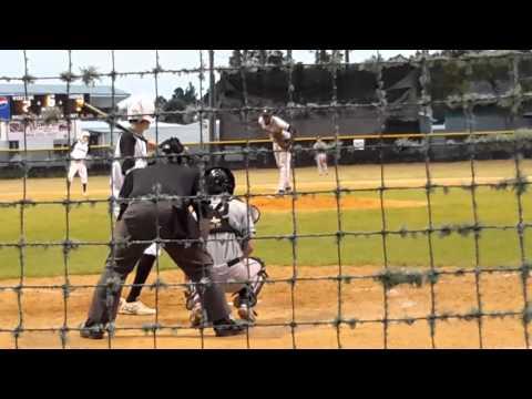 Malik barrington Sandalwood high school vs. Eagles view academy 2016