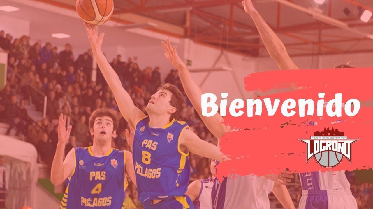 Brais Gago, jugador del LBC Cocinas.com 19/20