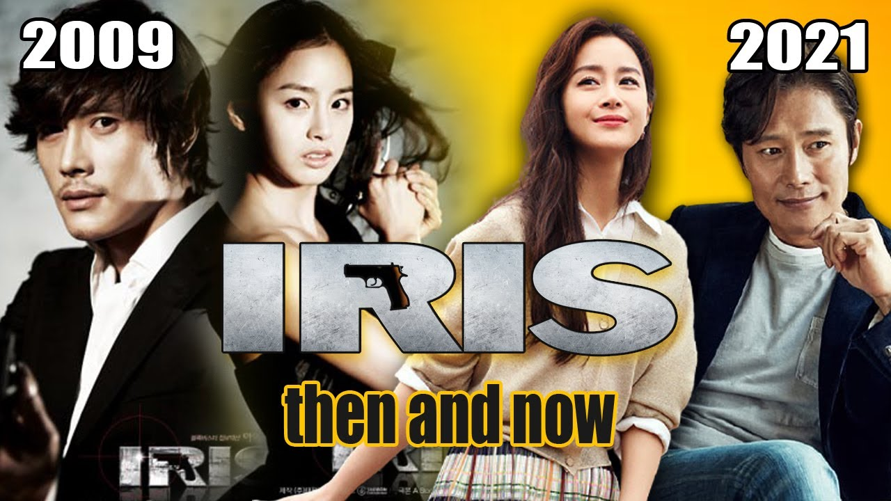 Download IRIS (2009) Cast Then and Now (2021) | Korean Drama Series