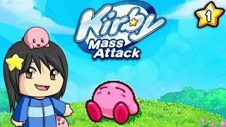 """Kirby Mass Attack - Part 1: """"Rude Awakening"""""""