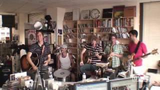 John Vanderslice: NPR Music Tiny Desk Concert