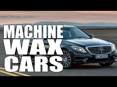 How To Machine Wax Your Car - Masterson's Car Care - Rupes Bigfoot Duetto