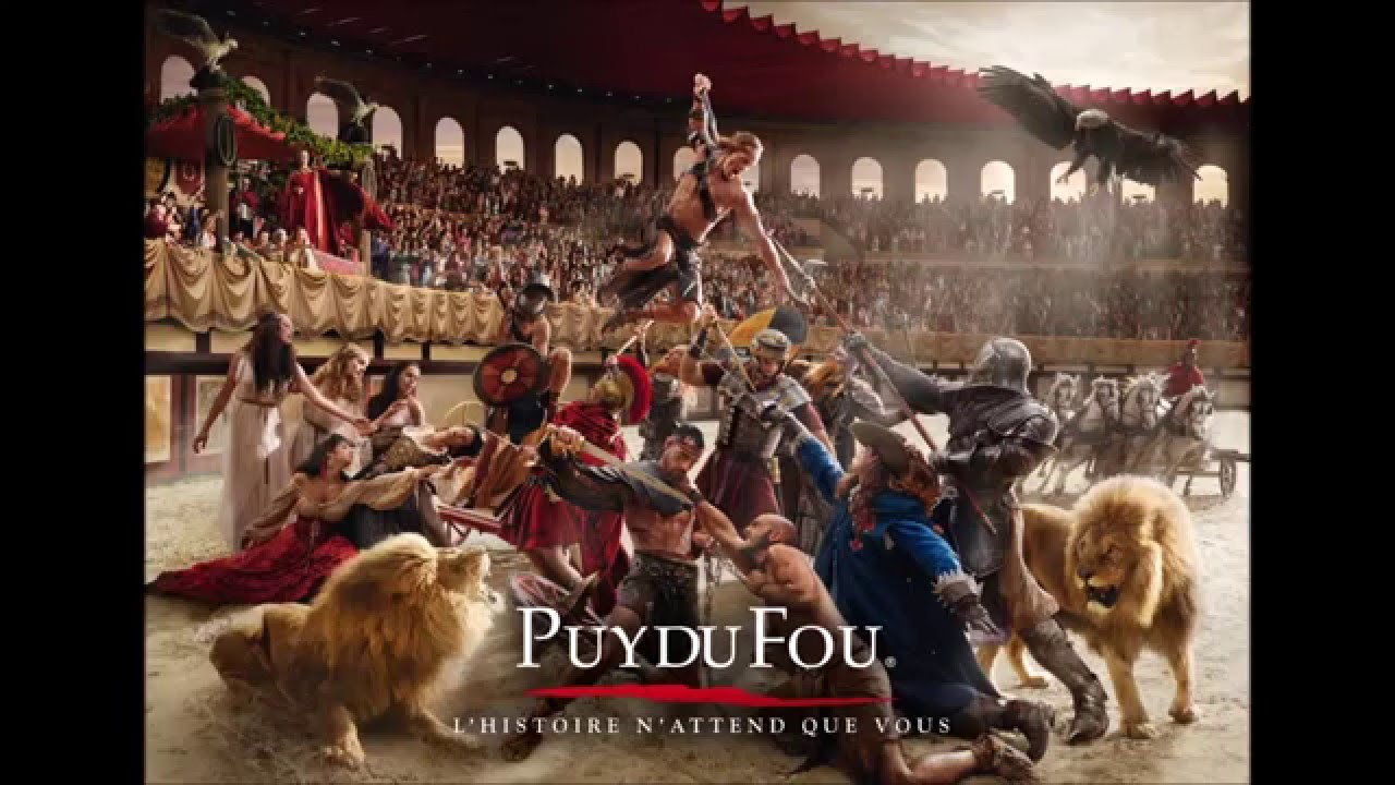 epic music puy du fou youtube. Black Bedroom Furniture Sets. Home Design Ideas
