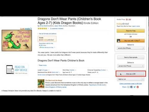 How To Give An Ebook As A Gift