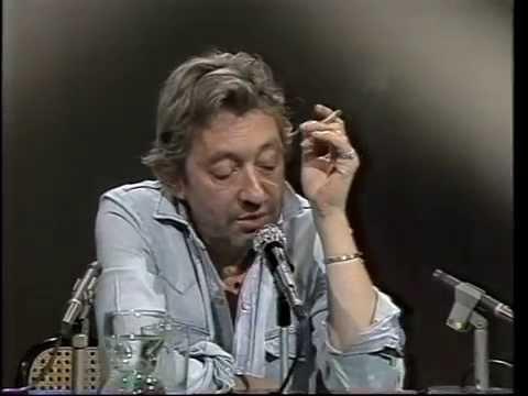 Serge Gainsbourg: interview