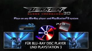 Tekken Hybrid TRAILER  [HD] [Deutsch]