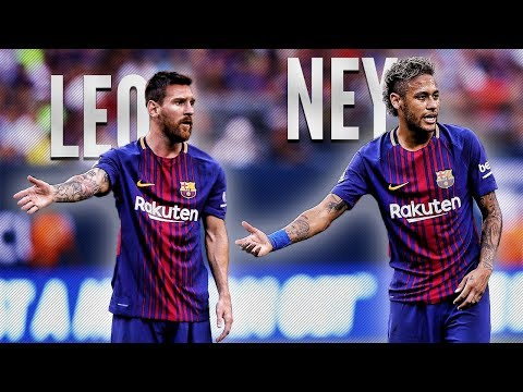 Lionel Messi & Neymar Jr 2016/2017 - MAGICAL Duo | HD