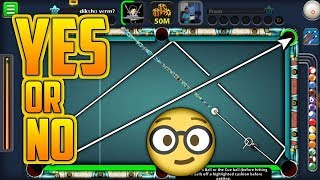 Pot Or Not ?🤫 You should need to watch This video❤ - 8 Ball Pool😎