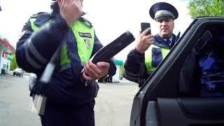 Очередные грамотные полицейские. Часть 2...