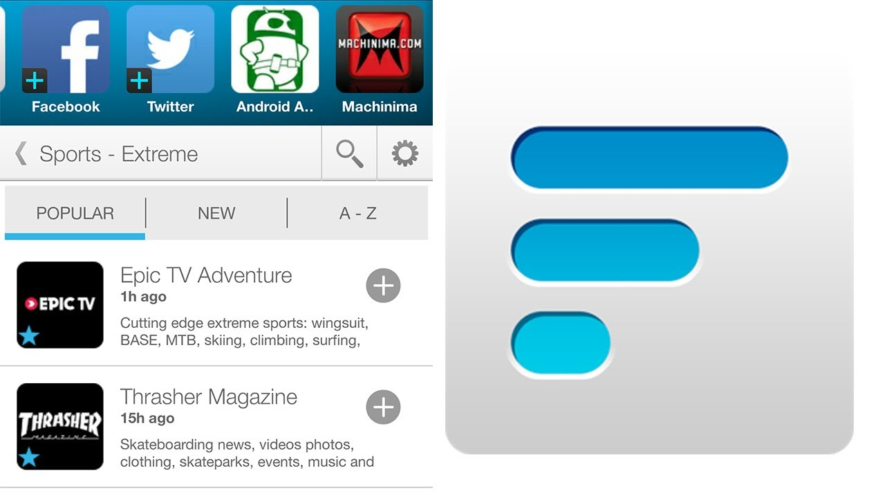 Frequency Android App Review
