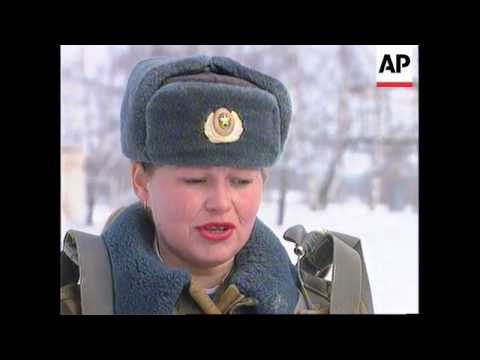 Sexy Army ♥ Russian Military Women ♥ Beautiful Uniform Wonderful girls Dangerous hot Females from YouTube · Duration:  3 minutes 19 seconds