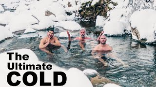 THE ULTIMATE COLD with Yes Theory & The Ice Man - Wim Hof