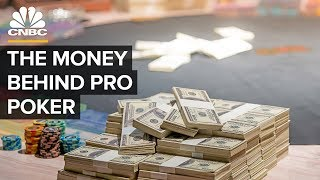 Who Makes Money From Professional Poker?